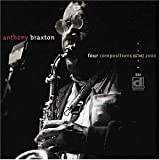 echange, troc Anthony Braxton - Four Compositions