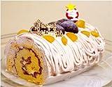 ハンプティ・ダンプティ クリスマスケーキ 栗のノエル