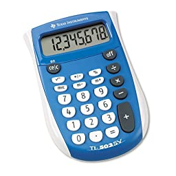 TEXAS INSTRUMENTS, TI 503SV Basic Calc Battery BP (Catalog Category: Calculators Basic)