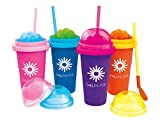 Chillfactor Slushy Maker Slush Eis Becher Tutti Frutti TV Original