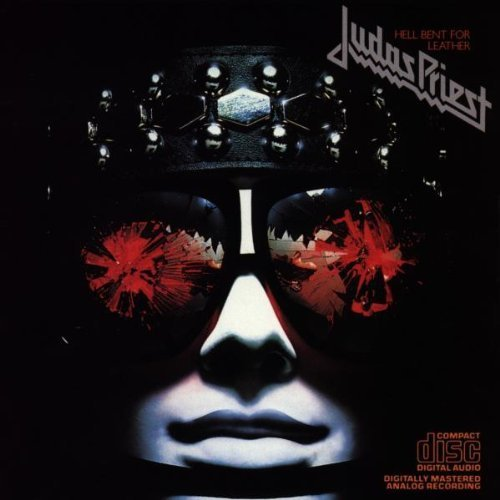 Judas Priest Hell Bent For Leather Cd Covers