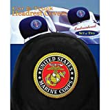 United States Marine Corps Headrest Cover