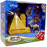 Fisher Price Little Einstein Golden Pyramid Egypt Mission Playset