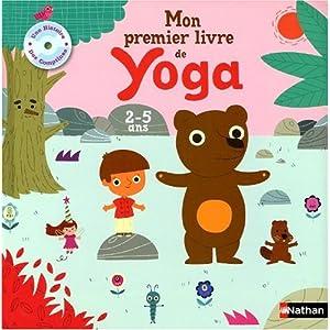 Mon premier livre de Yoga (1CD audio)