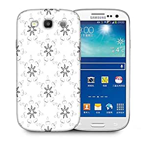 Snoogg Star Pattern Designer Protective Phone Back Case Cover For Samsung Galaxy S3