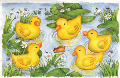 Christmas Rubber Duckies front-1065202