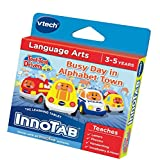 Vtech Innotab Toot-Toot Drivers Busy Day In Alphabet Town Game
