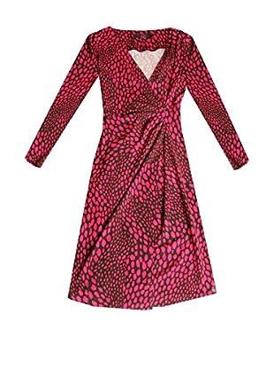 LOLA CASADEMUNT Vestido (Frambuesa)