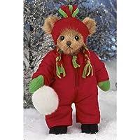 Bearington Bear Ben Chillin' Holiday Bear from Bearington