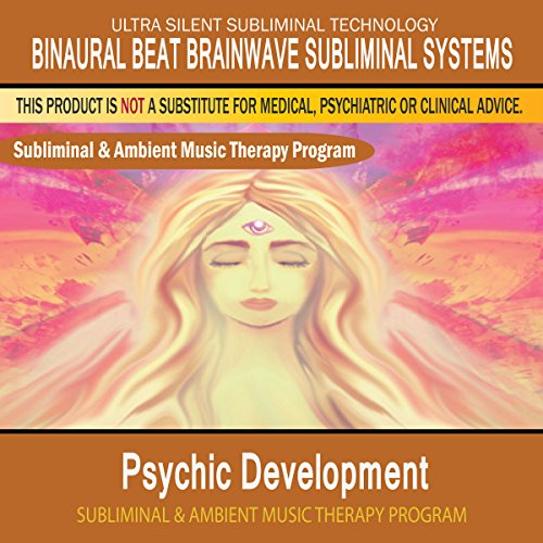 Psychic Development - Subliminal and Ambient Music Therapy (Distribution And Development compare prices)