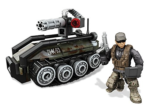 Mega Bloks Call of Duty Assault Stirke UGV Drone 6 Toy - 1
