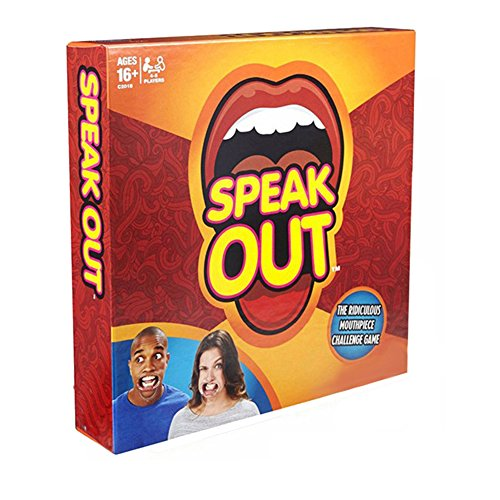 [Mouthguard Game,HOWADE Adult Phrase Card Game ,the Authentic, Hilarious, Mouth Guard Party and Family Fun] (Clue Group Halloween Costumes)
