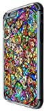 Characters Disney Stained Glass Cute design Cool iphone 6 4.7'' CASE BACK Cover-Plastic&Metal