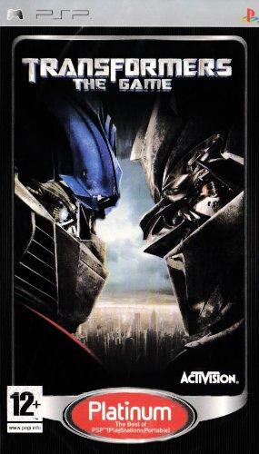 Transformers: The Game - Platinum Edition (PSP)
