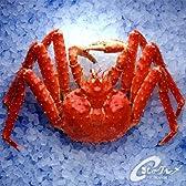 . 浜ゆで タラバガニ 姿 ( フローズン チルド ) 1.2kg前後 たらばがに 蟹  約2~3人前  ギフト 贈答  海鮮市場 北のグルメ