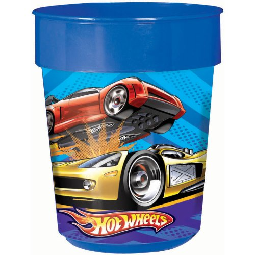 Hot Wheels 16oz Reuseable Cup - 1