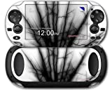 Sony PS Vita Skin Lightning Black by WraptorSkinz