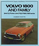 img - for Volvo 1800 Autohistory book / textbook / text book