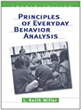 img - for Principles of Everyday Behavior Analysis (with Printed Access Card) book / textbook / text book