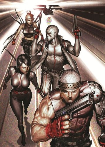 X-Force Volume 1: Dirty/Tricks
