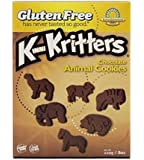 Kinnikinnick Chocolate Animal Cookies 8 oz.