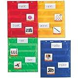 Pocket Chart Squares - Set of 4