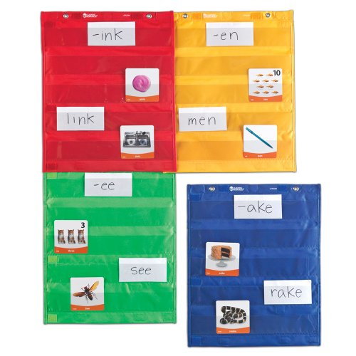 learning-resources-cartelloni-magnetici-con-tasche