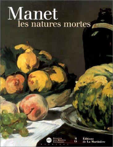 Manet, les natures mortes