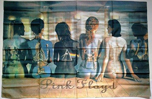Pink Floyd 96x 140cm panno poster tessuto Bandiera Banner Poster