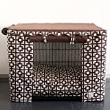 Lattice Pet Crate Cover - Medium - Frontgate