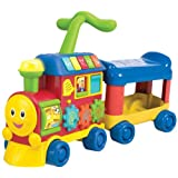 Winfun Win-Walker Ride Learning Train, Multi Color