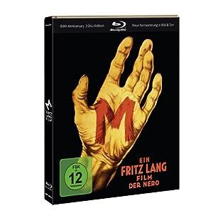 M-Eine Stadt Sucht Einen Mörder Bd 2011 [Blu-ray] [Import allemand]