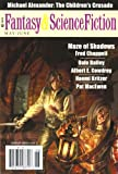 The Magazine of Fantasy & Science Fiction May/June 2012