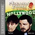 Mizlansky/Zilinsky  by Jon Robin Baitz Narrated by Nathan Lane, Paul Sand, Grant Shaud, Rob Morrow, Julie Kavner, Richard Masur, Harry Shearer, Kurtwood Smith, Robert Walden