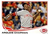 2013 Topps Team Edition Baseball Card #CIN-2 Aroldis Chapman Cincinnati Reds