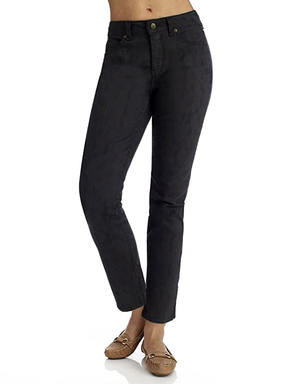 Miraclebody Sandra D Skinny Ankle Jeans