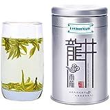 Dechunxian ® China Top Ten Famous Teas- West Lake Dragon Well Tea- Green Tea- 100% Natural Organic - Loose Leaf (Xihu Longjing)