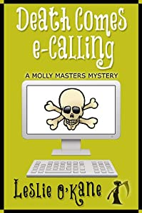 (FREE on 3/18) Death Comes Ecalling by Leslie O'Kane - http://eBooksHabit.com