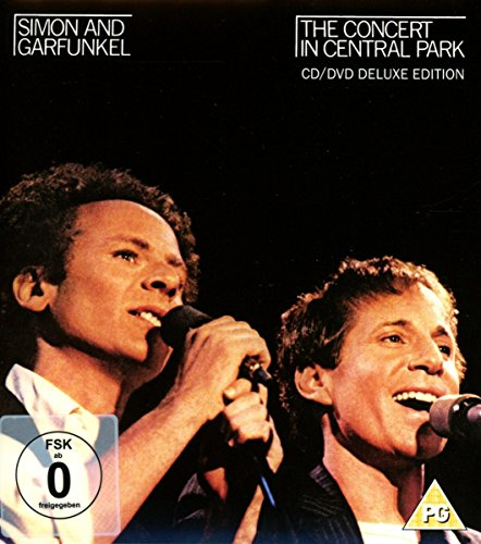 Simon & Garfunkle - Concert In Central Park: Cd/dvd Deluxe Edition - Zortam Music