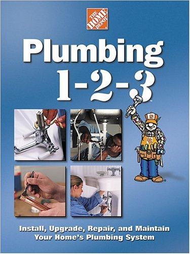 Plumbing 1-2-3 (Home Depot. 1-2-3)