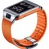 Samsung Gear 2 Smartwatch, Metal/Orange [Germania]