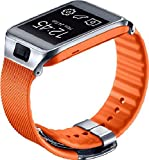 Samsung SM-R380 Gear 2 - Metallic/Orange