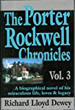 img - for The Porter Rockwell Chronicles, Vol. 3 book / textbook / text book