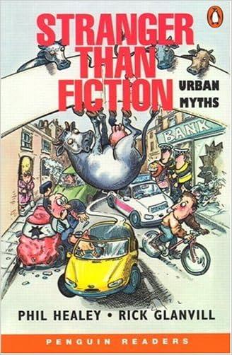 Stranger than Fiction: Urban Myths (Penguin Readers, Level 2)