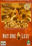 echange, troc Not One Less (Wide Screen) (Subtitled) [Import anglais]