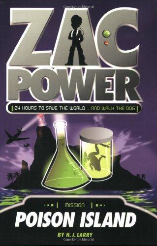 Poison Island (Zac Power)
