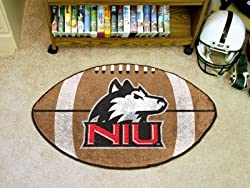 "Northern Illinois Huskies 22""x35"" Football Floor Mat (Rug)"