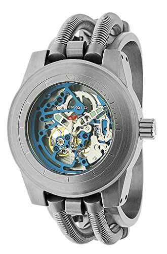 Android? Ad520Bbu Men'S Hydraumatic G7 Skeleton Automatic Stainless Steel Watch