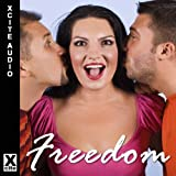 img - for Freedom: A Collection of Five Erotic Stories with Bisexual and Menage Themes book / textbook / text book