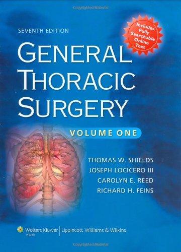 General Thoracic Surgery (General Thoracic Surgery (Shields))